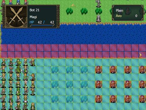 Battle Race Madness II Game Screen Shot5