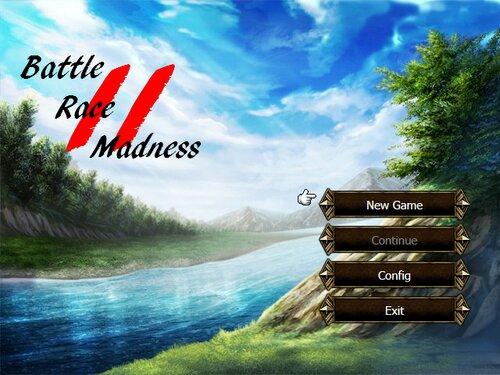 Battle Race Madness II Game Screen Shots