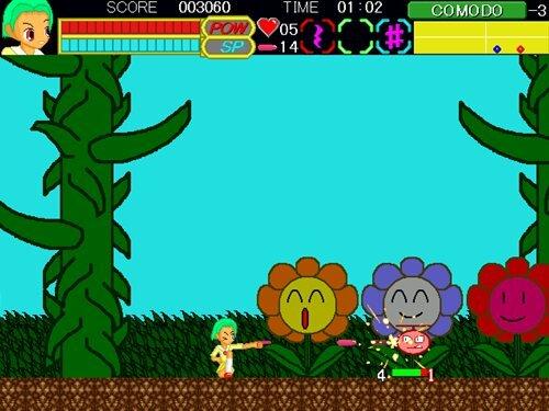 コーラスパーティー Game Screen Shot1