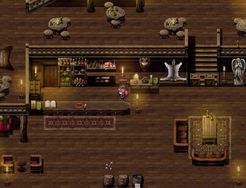 魔法学生の探索日誌 Game Screen Shot2