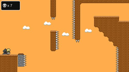 CLIMB Game Screen Shot2