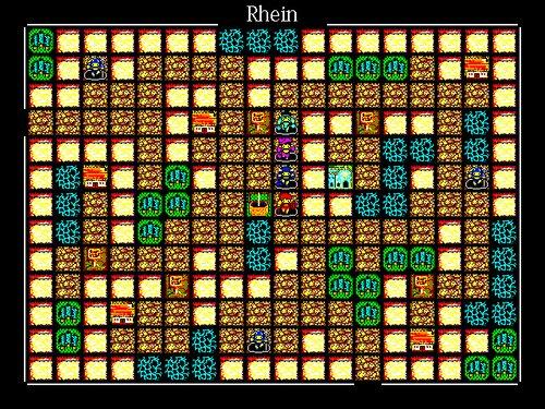 GeaSaga(ギアサガ) Game Screen Shot2