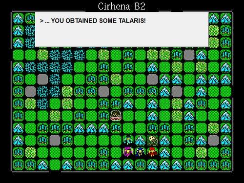 GeaSaga(ギアサガ) Game Screen Shot4