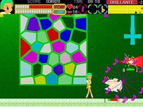 コーラスパーティー Game Screen Shots