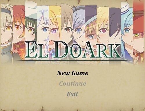 エルドアーク Game Screen Shot
