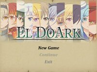 エルドアークのゲーム画面