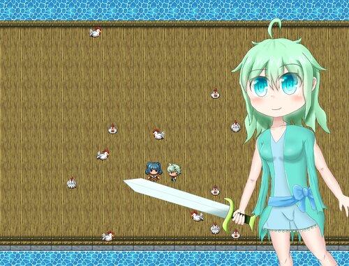 立ち絵クエスト Game Screen Shot3