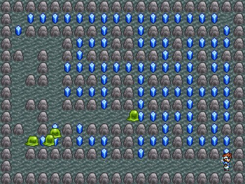 ダッシュマン Game Screen Shots