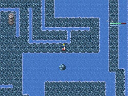メーコの大冒険 Game Screen Shot2