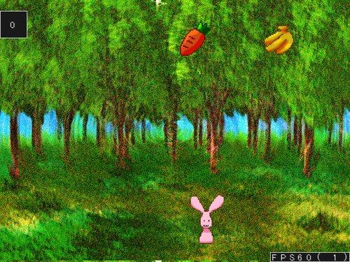 ぼくのだいすきなうさぎさん Game Screen Shot3
