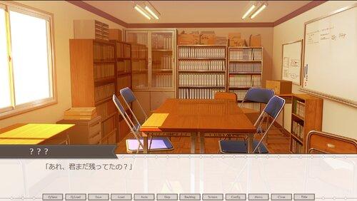 文芸部員かく語りき Game Screen Shot3