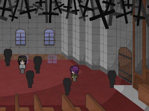 銀鏡の神は。 Game Screen Shot4