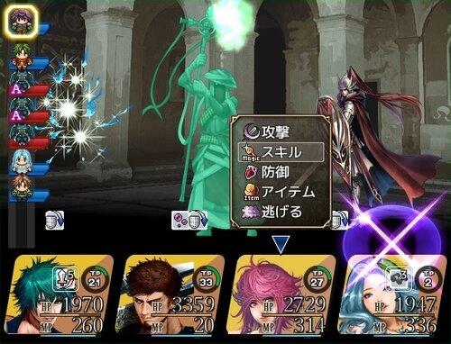 Clock Relic Ⅱ Game Screen Shot