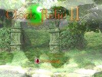 Clock Relic Ⅱのゲーム画面