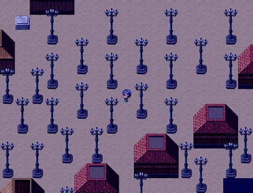 静かな夜 Game Screen Shot2