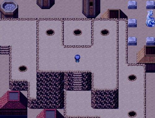 静かな夜 Game Screen Shot5