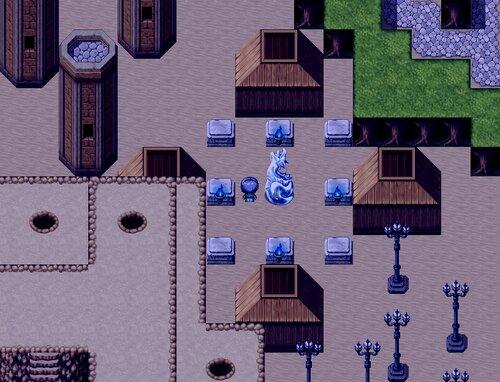 静かな夜 Game Screen Shots