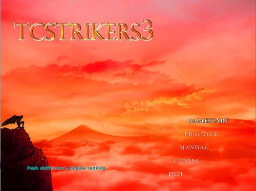 TCSTRIKERS3 体験版  TCストライカーズ3 Game Screen Shot1