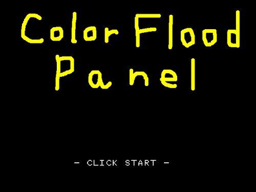 Color Panel Flood Game Screen Shots