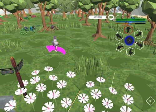 DontStopHero Game Screen Shot4