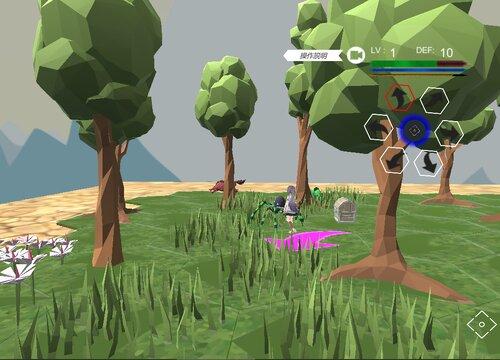 DontStopHero Game Screen Shot5