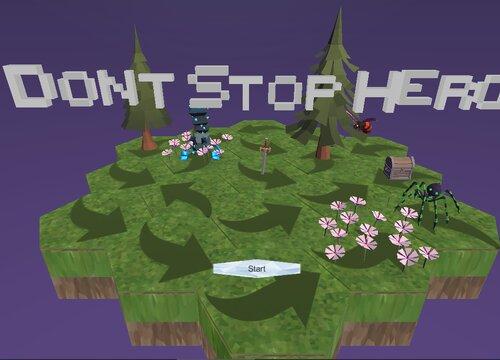 DontStopHero Game Screen Shots