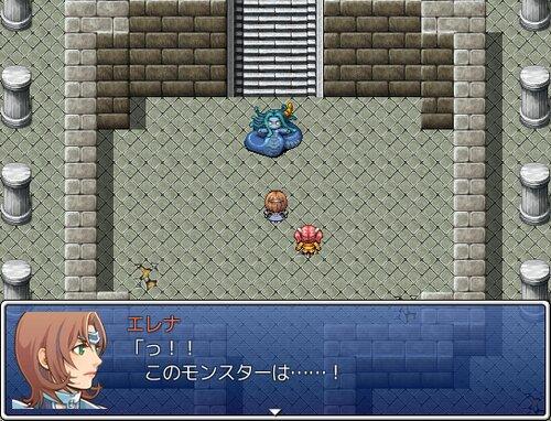 サクッと魔王討伐物語 Game Screen Shot1