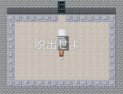 シンプルな脱出ver.1.01 Game Screen Shot1