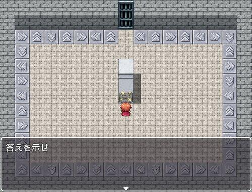 シンプルな脱出ver.1.01 Game Screen Shot3