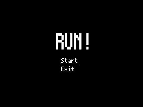 Run! Game Screen Shot5