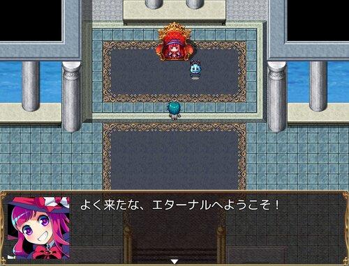 ETERNAL BLUE Game Screen Shot1