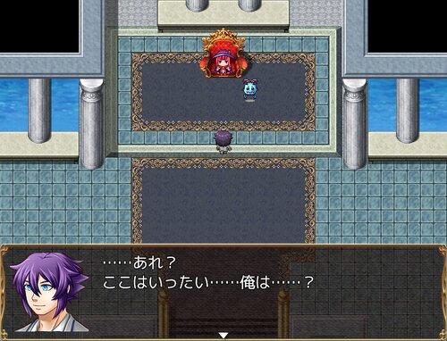 ETERNAL BLUE Game Screen Shot5