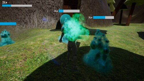 Level Upper Ring Game Screen Shot1