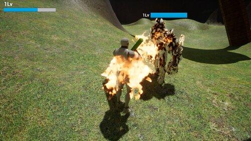 Level Upper Ring Game Screen Shot2