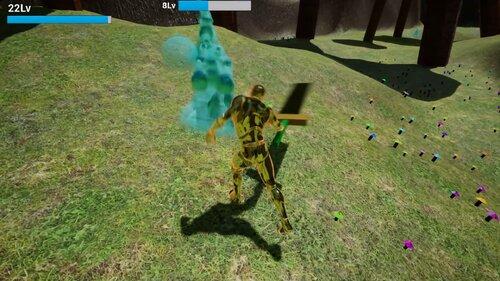 Level Upper Ring Game Screen Shot3