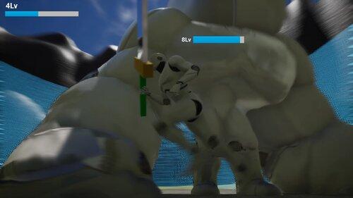 Level Upper Ring Game Screen Shot4