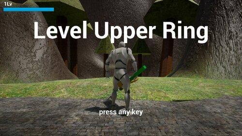 Level Upper Ring Game Screen Shots