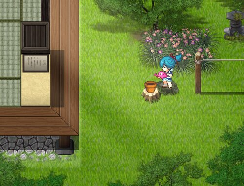眠れる兄さまと小夜の夢 Game Screen Shot5