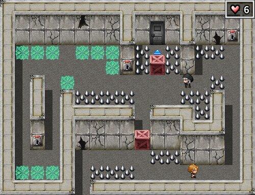 CAT ESCAPE Game Screen Shot3