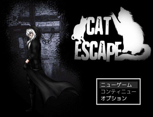 CAT ESCAPE Game Screen Shots