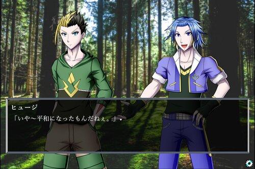 Diamond Engine 2 Game Screen Shot1