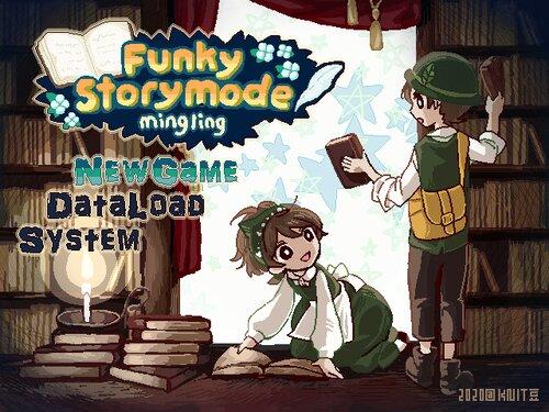 FunkyStoryMode mingling 0.03 Game Screen Shots