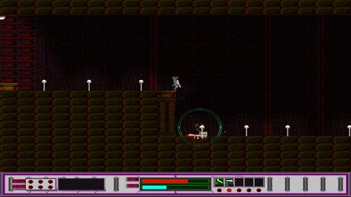 CYNOROID GAIDEN EP1 Game Screen Shot