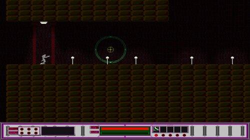 CYNOROID GAIDEN EP1 Game Screen Shot2