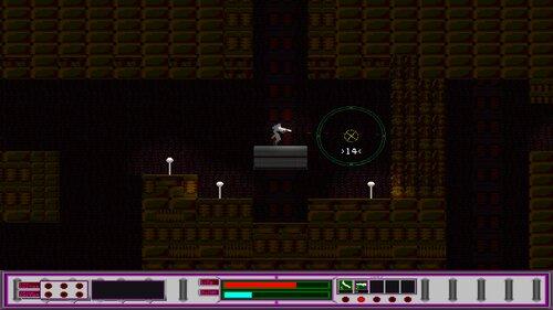 CYNOROID GAIDEN EP1 Game Screen Shot3