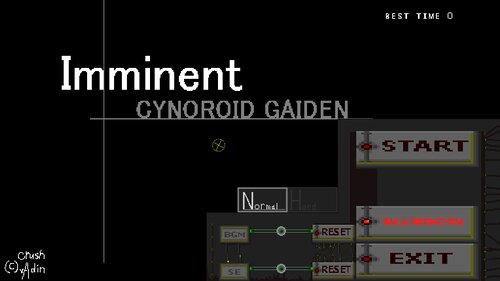CYNOROID GAIDEN EP1 Game Screen Shots