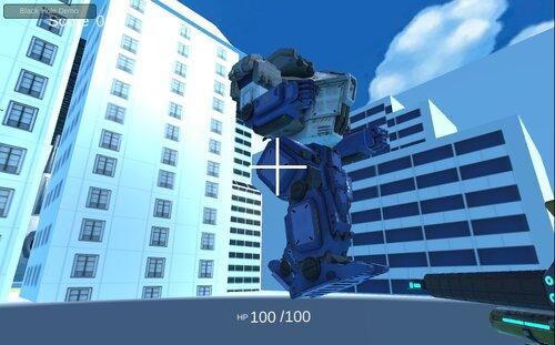 Cyber World Game Screen Shot