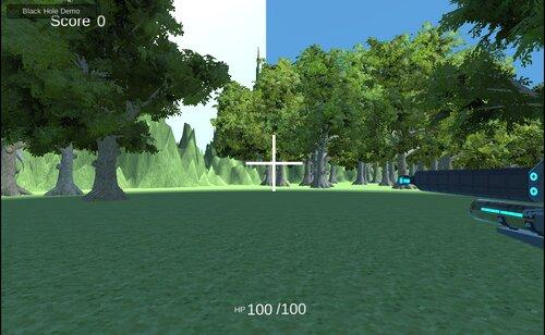 Cyber World Game Screen Shot2