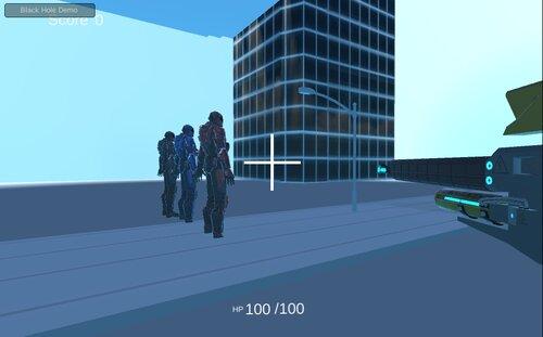 Cyber World Game Screen Shot3
