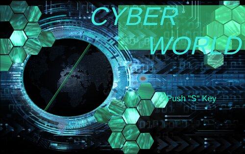 Cyber World Game Screen Shots